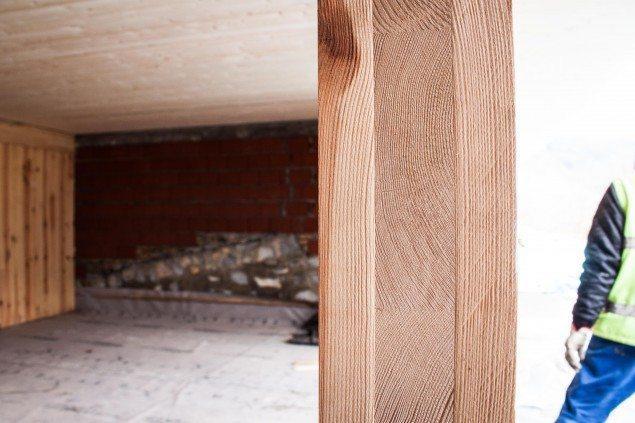 Puntare sulle costruzioni in legno dà uno slancio Gandelli Group