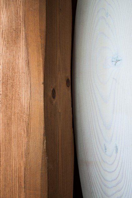rustication brushing sanding wood planing