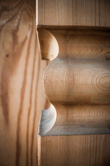legno Modanatura Capitello #1