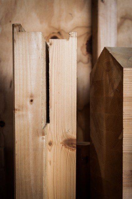 legno Fresatura per Unioni