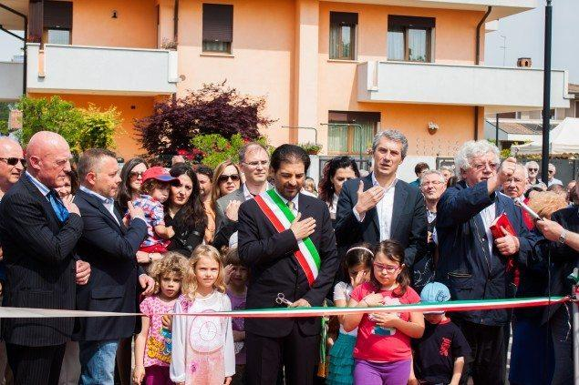 Inaugurazione Asilo in Xlam di Fontaniva-18