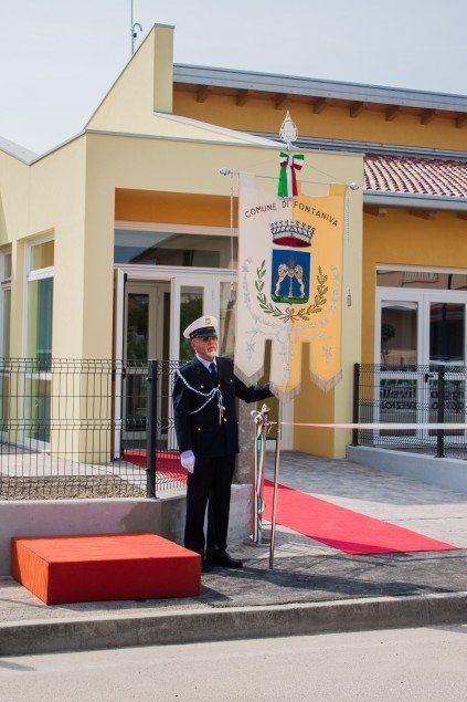 Inaugurazione Asilo in Xlam di Fontaniva