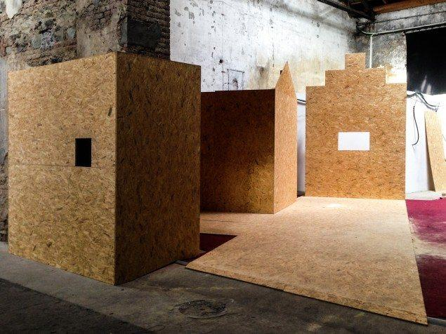 Installazione Legno Paracity 2013-3