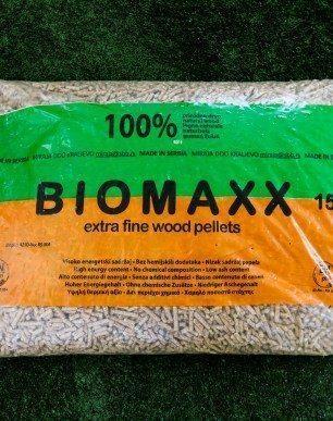 Pellet Biomaxx