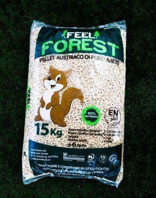 Pellet Feel Forest