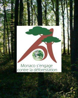monaco contre la deforestation