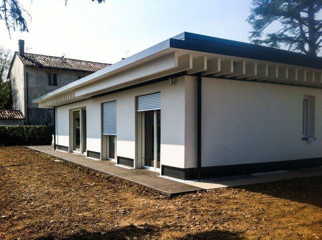 Villa in legno Udine