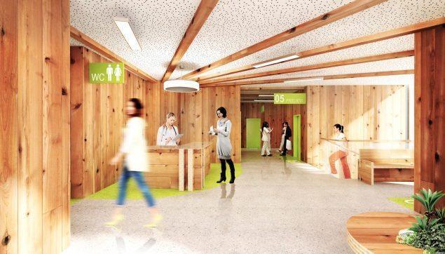 interni-in-legno-casa-della-salute-larciano