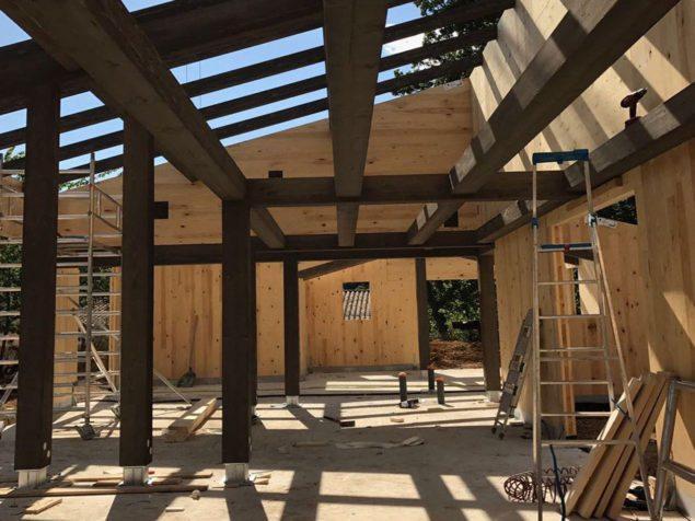 lavori-villa-legno-xlam-auribeau-gandelli
