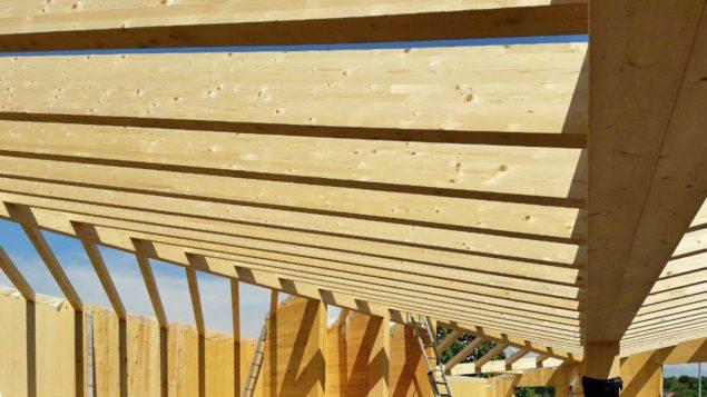 edificio legno montalenghe gandelli legnami