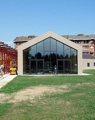 edificio in xlam carmagnola gandelli legnami