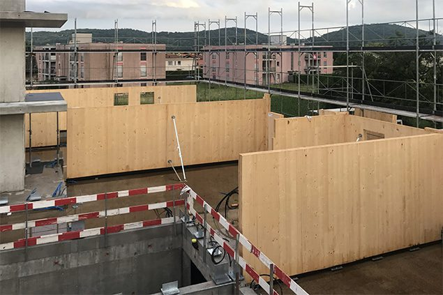 struttura residenziale xlam ligornetto gandelli suisse